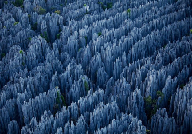 17. The Stone Forest - Yunnan, China