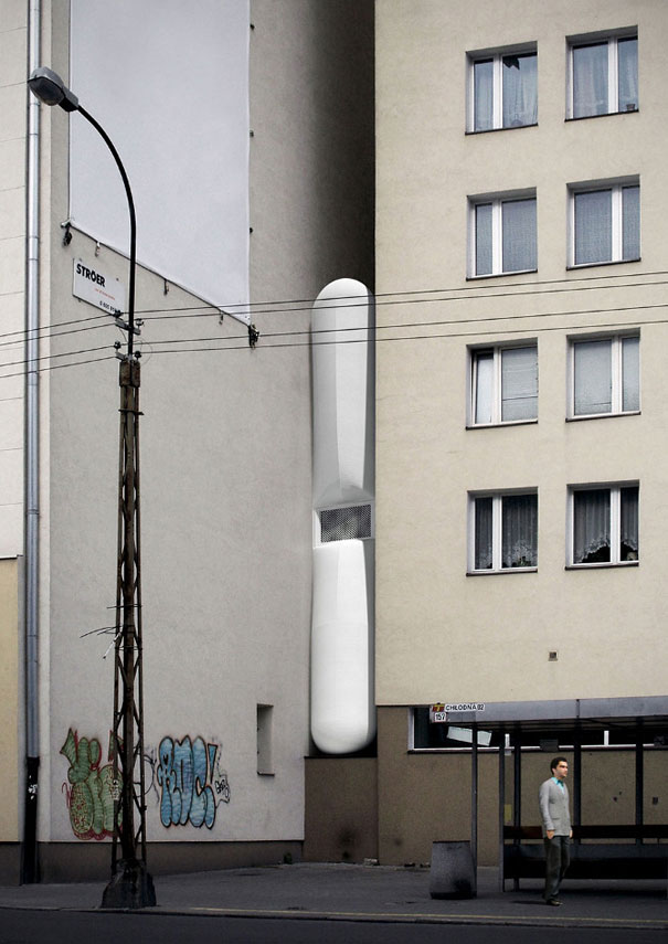 World's Slimmest House (4)