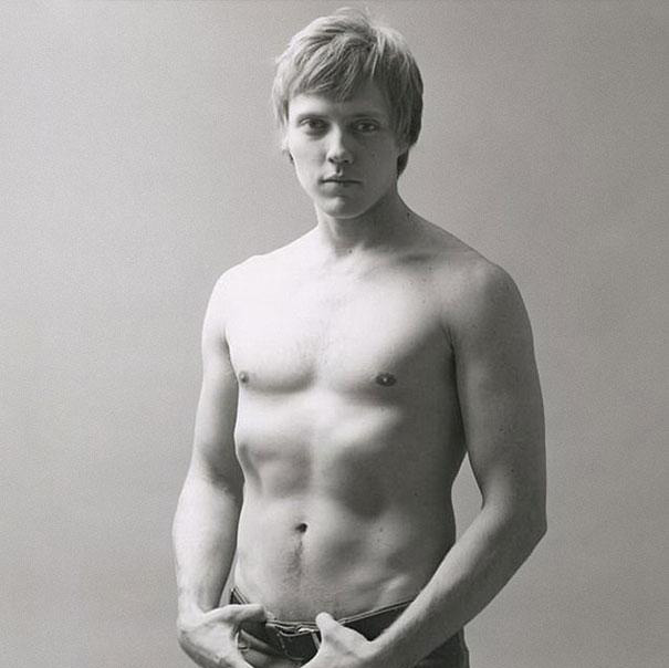 Christopher Walken Aged 22