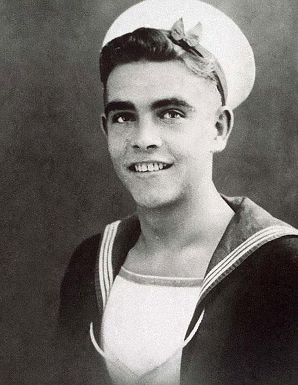 Sean Connery Aged 23