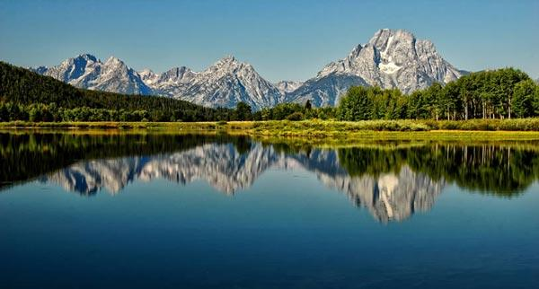 5. Oxbow Bend