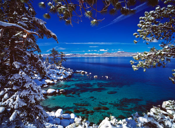 10. Lake Tahoe