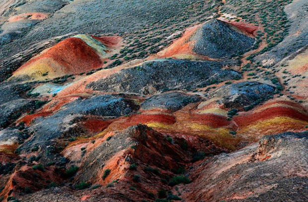 zhangye-danxia-landform-china-9