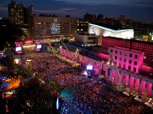 8. Montreal International Jazz Festival