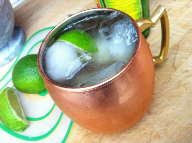 8. Moscow Mule