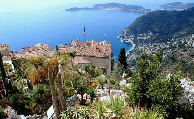 Eze-French-Riviera