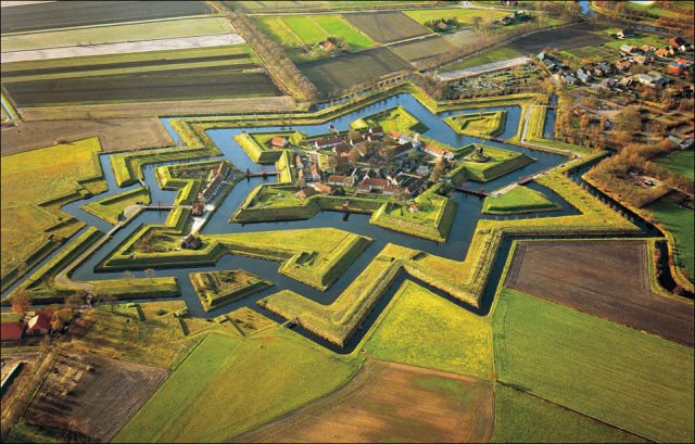 Fort-Bourtange-Groningen-Netherlands