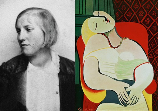 Marie-Therese Walter- Pablo Picasso