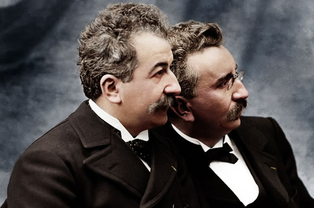 The-Lumière-Brothers