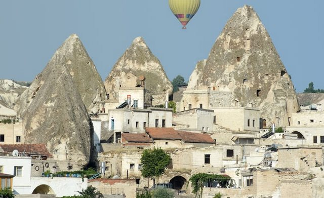 Turkish-village-of-Göreme